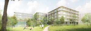 Harde Larsen A/S vinder konkurrencen om nyt Hospital Glostrup
